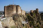 Panoramic View Of Tbilisi, Narikala fortress,Georgia