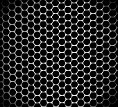 Abstract Speaker Grid Texture