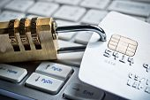 online credit card data security