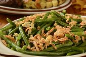 Green Beans With Onions