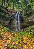 Tannery Falls Autumn