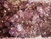 Amethyst Crystals Druse