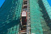 High Rise Construction
