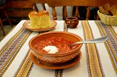 picture of pampushka  - Borsch - JPG