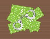 Bribe And Handcuffs