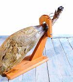 Iberian Ham.