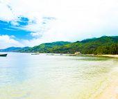 Panorama Summertime Bay