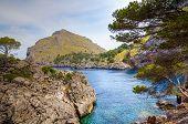 Sa Calobra on Majorca