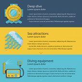 stock photo of jellyfish  - Design elements for scuba helmet - JPG
