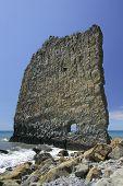 Rock Sail On Black Sea