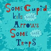 image of cupid  - Some cupid kills with arrows some with traps - JPG