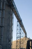 Corn Elevator Conveyor