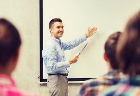 pic of classroom  - education - JPG