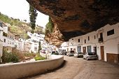 Setenil Village