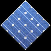 panel fotovoltaico de Vector