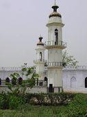 White Minarets