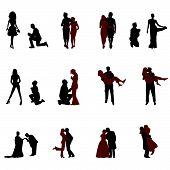 Romance Silhouettes