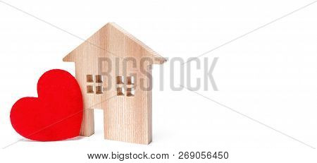 House With A Red Heart