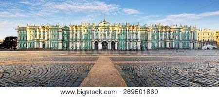 Russia St Petersburg Winter Palace