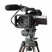 professional camcorder