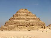 Pyramid Of Zoser
