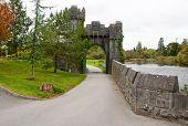 Ashford castle terrain