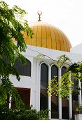 Mezquita en Male - Maldivas