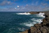 Atlantic coast in Doolin - Ireland