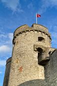 King John castle in Limerick - Ireland