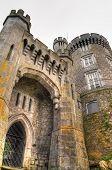Gate to Blackrock Castle in Cork - Ireland - HDR
