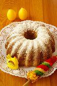 Polish Easter Cake (