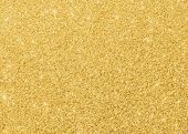 Gold Glitter Texture Sparkling Shiny Wrapping Paper Background For Christmas Holiday Seasonal Wallpa poster