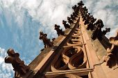 Spire Of Cathedral