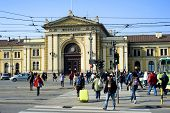 Belgrade Central Railway Station