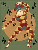 Musical Masked Man