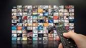 Television Streaming Video. Media Tv On Demand poster