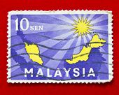 Declaration of Malaysia on 16th September 1963