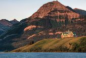 Prince Of Wales Hotel bei Waterton-Lakes-Nationalpark