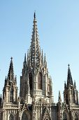 Barcelon Cathedral