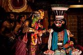 Kathakali dance, India