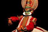 Kathakali performers