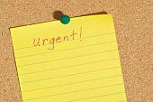 Urgent Blank Message