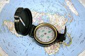 Compass & Map 543