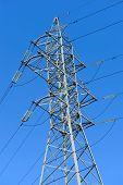 High-Voltage Line