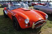 1960's AC Cobra convertible classic car