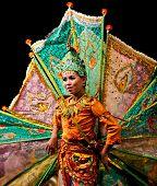 Peakock dance, Burma