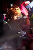 Pa-O tribe people