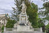 Monumento de Mozart de Viena