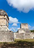 Chichen Itza pyramid, Yucatan, Mexico.