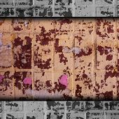 wall paper texture old cover grunge dirty remnants poster surfac